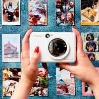 Canon Zoemini S2, nueva cámara e impresora instantánea 2 en 1 para creadores de contenido y amantes de las manualidades