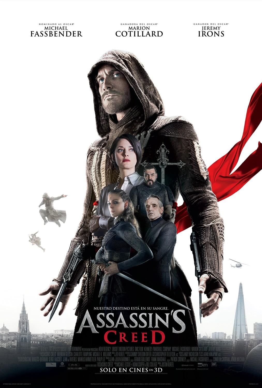 Foto de 'Assassin's Creed', los carteles (4/5)