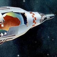La idea de cohetes espaciales reutilizables surgió antes de la llegada a la Luna: SASSTO, el tatarabuelo del Falcon 9