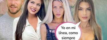 La realidad tras 'La Última Tentación': Marta Peñate sigue con Tony Espina, Andrea la lía parda y Mayka se va de la lengua