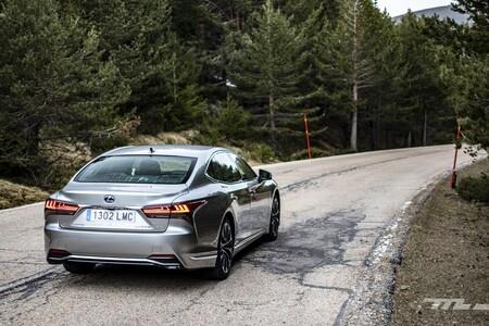 Lexus Ls 500h 2021 Prueba 031
