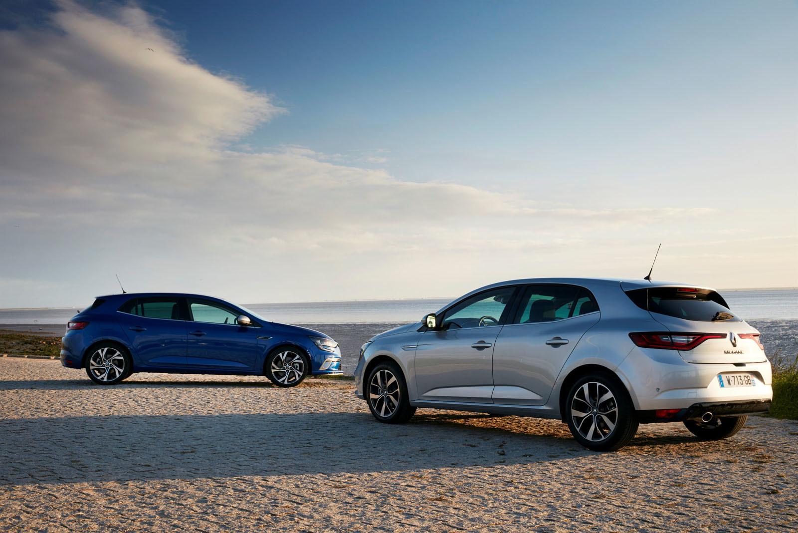 Renault Mégane 2016 (presentación)