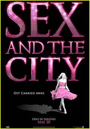 El cartel de la película de Sexo en Nueva York
