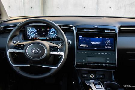 Hyundai Tucson Prueba De Manejo Opinones Mexico Resena 48