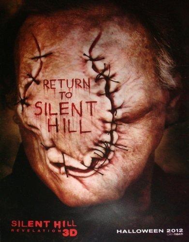 El primer cartel de Silent Hill 2