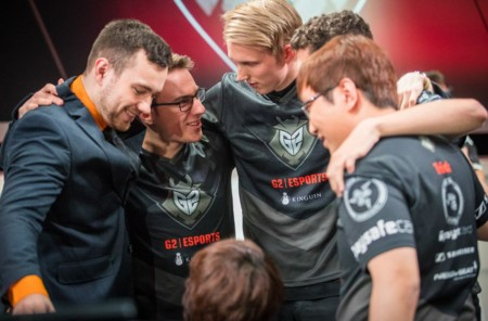 El rey de League of Legends en Europa mantiene el trono caliente