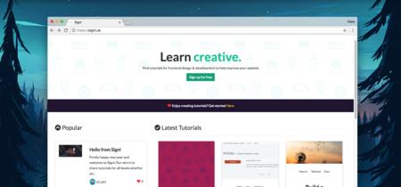 En esta web encuentras tutoriales sobre diseño y desarrollo web para ayudarte a mejorar tu sitio