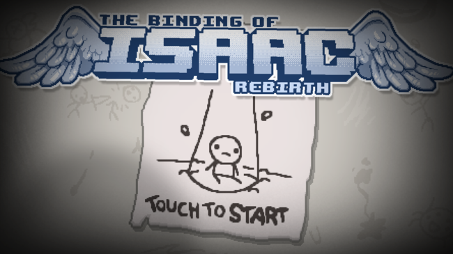 Binding Of Isaac Titulo