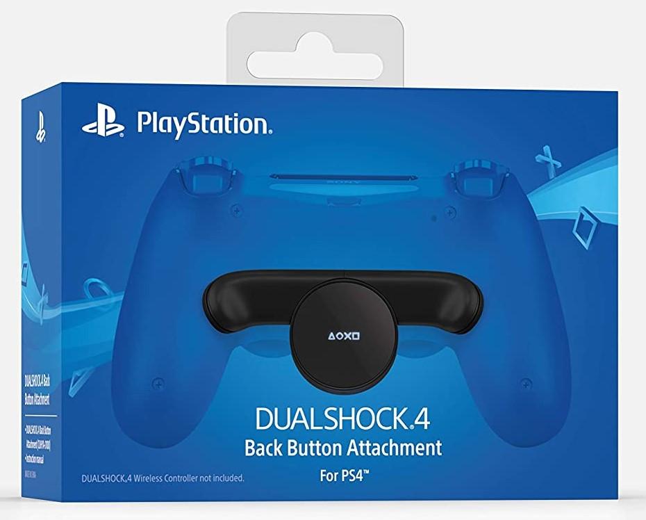 Dualshock 4 Controller - Back Button Attachment