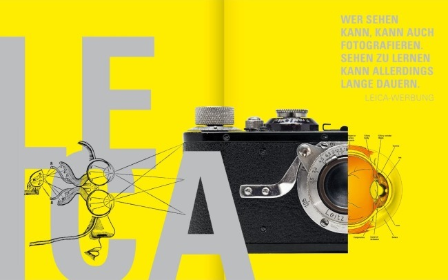 Libro 99 Years Leica