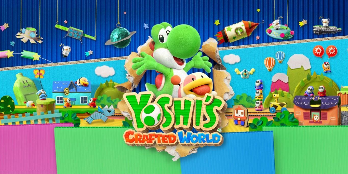 Yoshi s Crafted World contará hoy mismo con una demo en la eShop de  Nintendo Switch aaeaf70bc30e