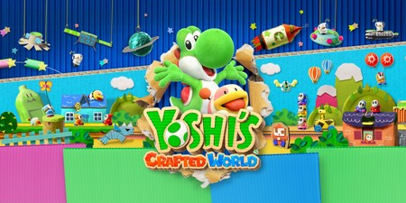 Yoshi's Crafted World contará hoy mismo con una demo en la eShop de Nintendo Switch