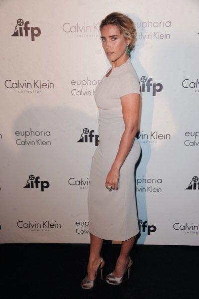 Vahina Giocante Cannes Calvin Klein