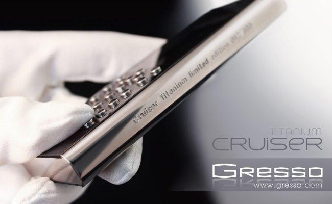 Gresso Cruiser Titanium