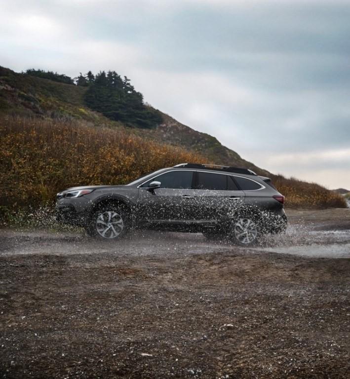 Foto de Subaru Outback se revela en el AutoShow de Nueva York (7/13)