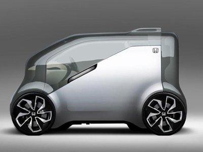 Así es el primer coche eléctrico de Honda impulsado por inteligencia artificial y capaz de ¿generar emociones?