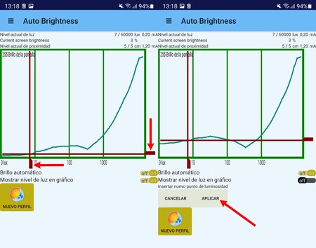 Velis Auto Brightness 2