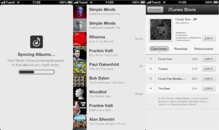 New Albums, encuentra álbumes y artistas que te puedan gustar rápidamente