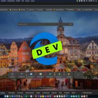 Edge en el canal Dev se actualiza: llega el soporte para ARM64 y para disfrutar de imágenes con Dolby Vision