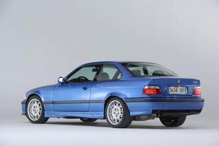 BMW M3 E36 trasera
