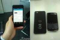 Una nueva filtración del BlackBerry 10