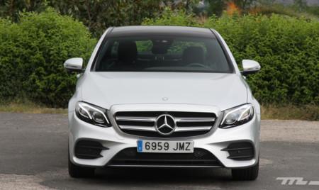 Mercedes-Benz Clase E Prueba