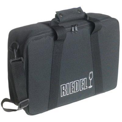 Maleta para el transporte de copas, Riedel