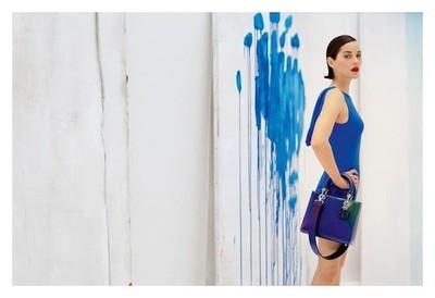 Primera imagen de la nueva campaña de Lady Dior