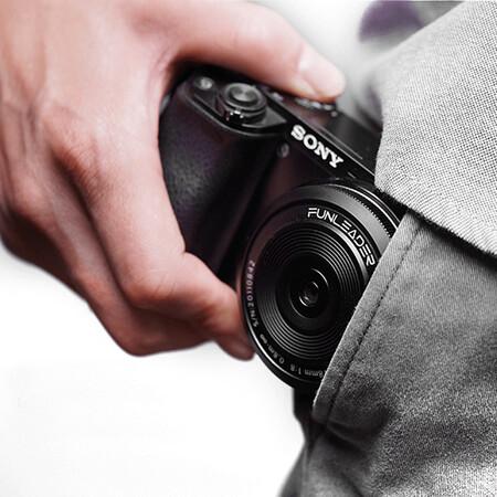 Funleader 18mm F8 8