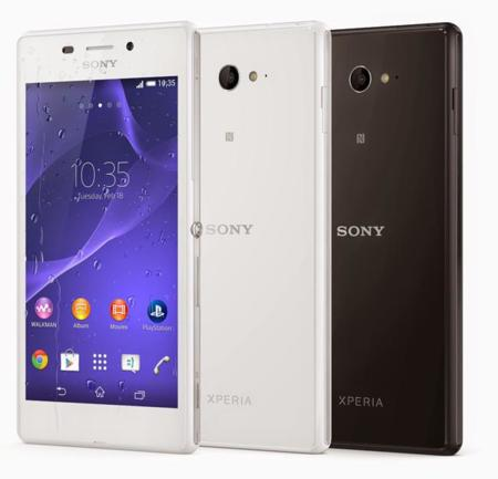 Sony Xperia M2 Aqua, toda la información