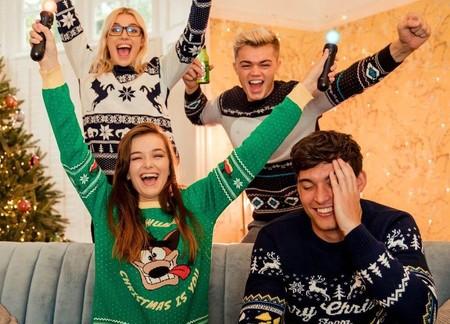 Esta Navidad triunfa en casa con un jersey feo: 31 ideas geek para el Ugly Christmas Sweater