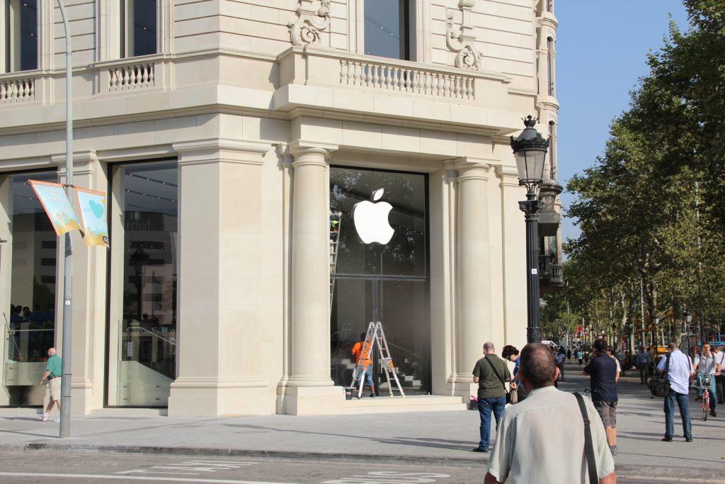 Foto de Apple Store Passeig de Gracia (2/50)