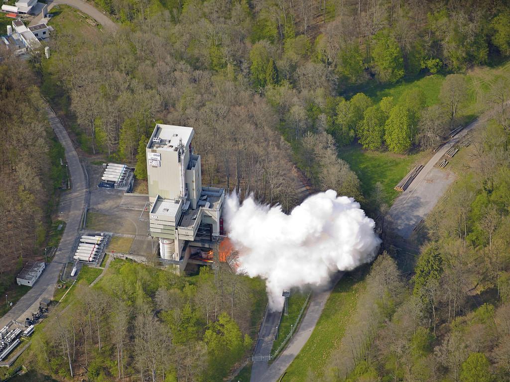 ESA prepara su propio cohete reusable: Prometheus realizará sus primeras pruebas en 2021
