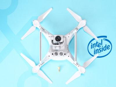 Intel se hace fuerte en visión artificial: los ojos de los drones DJI son ahora suyos