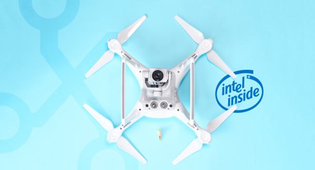 Intel Inside Dji