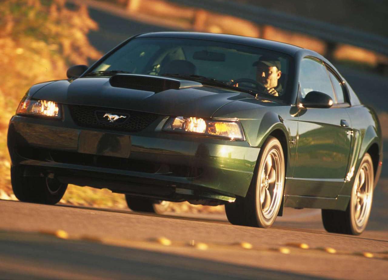 Foto de Ford Mustang Bullitt 2001 (4/19)