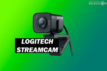 Streaming y videollamadas en alta calidad: la Logitech StreamCam está de oferta en Amazon a 111,39 euros