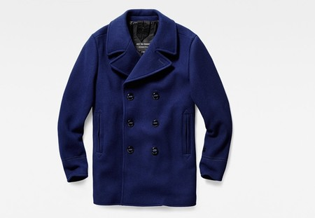 Wool Pea Coat 04