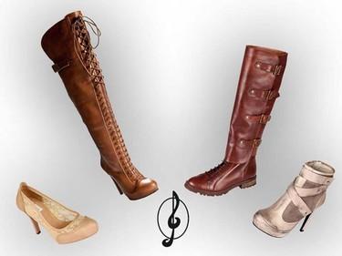 Edición Especial Stradivarius: calzado Otoño-Invierno 2010/2011