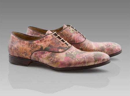 El zapato 'Cervantes' de Paul Smith para esta Primavera-Verano 2011