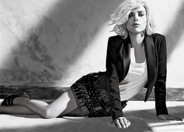 Nuevas imágenes de Scarlett Johansson para Mango Invierno 2009/10