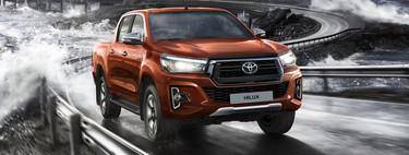 Toyota Hilux Legend: aspecto específico y más equipamiento para esta pick-up, desde 36.470 euros