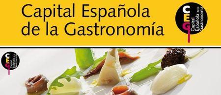 Convocada la segunda edición de Capital Española de la Gastronomía