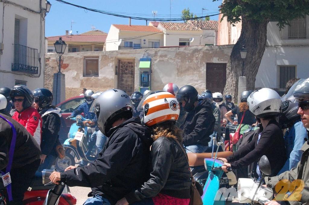 XX Scooter Run de Guadalajara
