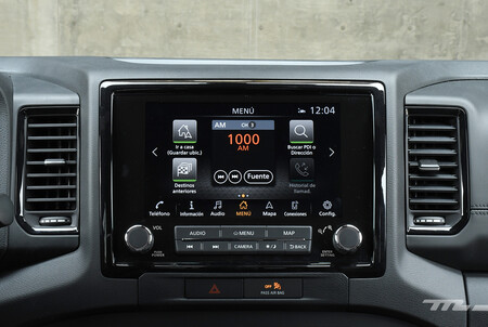 Nissan Frontier V6 Pro 4x Lanzamiento Mexico 16