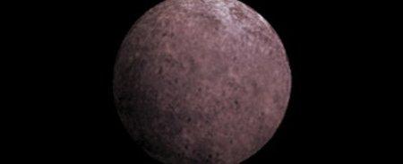Blancanieves es un planeta del Sistema Solar