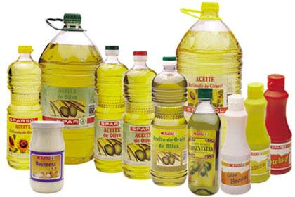 Los aceites comestibles en la cocina II