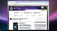 Google Chrome para Mac OS X se acerca