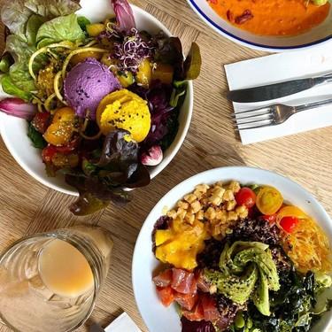 21 recetas vegetarianas rápidas y fáciles (sigas esta dieta o no)