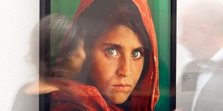 Steve McCurry se pronuncia sobre la detención de Sharbat Gula